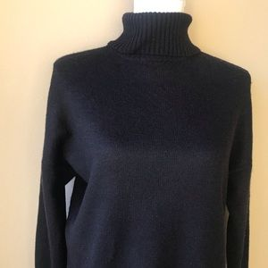 J. Crew Sweaters - J. Crew relaxed wool turtleneck